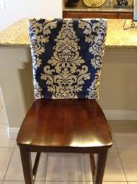 Kitchen chair slipcover chair back cover dining room chair cover