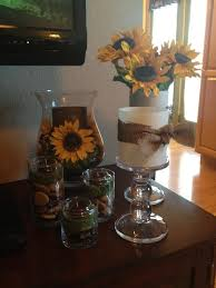 sunflower wall decor for kitchen décor with
