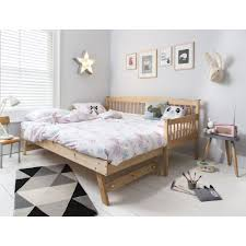 Isabella Day Bed In Natural With Pull Out Trundle Noa  Nani - Isabella bedroom furniture