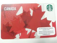 starbucks card 2016 canada want this one message me i m selling