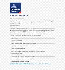 United Kingdom Resume Authorization Cover Letter Uk Border Agency