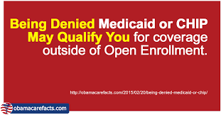Being Denied Medicaid Or Chip Obamacare Facts