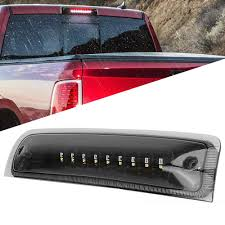 2011 Ram Third Brake Light Gasket Led 3rd Brake Light For Dodge Ram 1500 2500 3500 2011 2016 High Mount Reverse Cargo Light