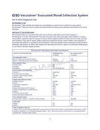 For In Vitro Diagnostic Use Intended Use Manualzz Com