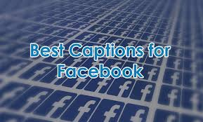 caption for facebook profile picture