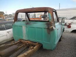 Dan's Garage - Chevy Part Cars
