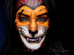 scar from the lion king makeup tutorial