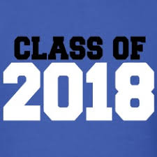 Image result for class of 2018 blue