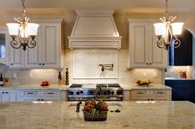 Colonial Cream Granite Kitchen Kitchen Remodeling Tips Adding An Island With Hammer Contractors