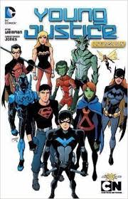 Gibi Young Justice Invasion Greg Weisman   Mercado Livre