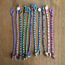 Braided Bracelet Patterns Delectable 48 Easy Fishtail Braid Bracelets Guide Patterns