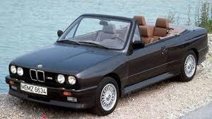 1987 BMW M3 Cabrio (E30) photo
