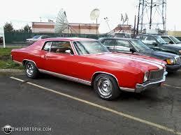 1971 Chevrolet Monte Carlo id 25651