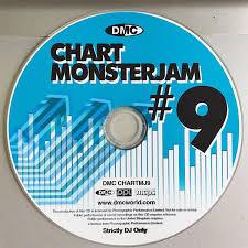 Dmc Chart Monsterjam 16 Dmc Monsterjam Chart 009 Djremixalbums Com