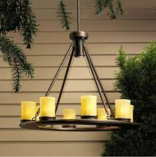 battery operated outdoor chandelier with remote designs