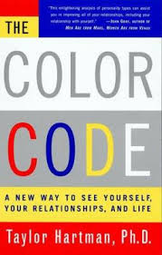 The Color Code A New Way To See Book By Taylor Hartman