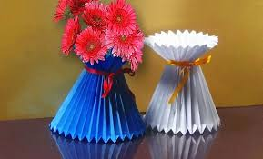 Paper Crafted Flowers 25 Simple Easy Paper Craft Ideas With Images To Make At Home