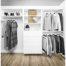 Design Your Own Closet - Modular Closet Systems and Organizers