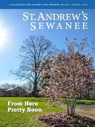 SAS Spring Magazine 2016 by St. Andrew's-Sewanee School - issuu