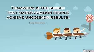 Teamwork Is The Key To Success Quote Work Team Motivational Quotes