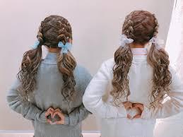 ディズニー簡単ヘアアレンジ14選デートの髪型やお揃いヘアスタイルは