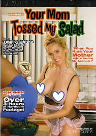 Amazon Your Mom Tossed My Salad 001 DVD totally tabitha.