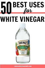50 Best Uses for White Vinegar