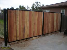 modern metal fence design. Driveway Gates Wood And Metal Design Bing Images Modern Fence E