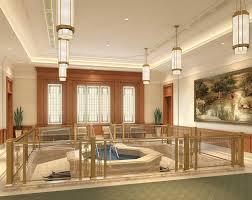 see artistic renderings of the temple below