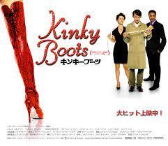 キンキー ブーツ 映画