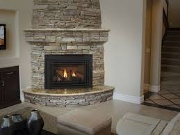 stone corner fireplaces corner fireplace stone family rooms fire places