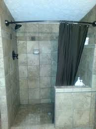 fancy shower curtains fancy showers fancy shower curtains for glass showers  inspiration with best half wall