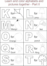printable pages to color. Wonderful Printable Alphabet Color Pages Colouring Coloring Part Ii Printable Book Letters Free  Abc Sheets On Printable Pages To Color