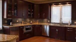 Small Picture Modern Wood Cabinets Cool Modern Kitchen With Cherry Wood Cabinets
