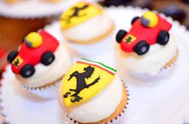 Karas Party Ideas Red Race Car Birthday Party Karas Party Ideas