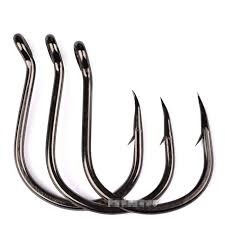 100pcs 1 0 6 0 long handled hook high carbon steel fly tying for jig bass fishhook quality accessories