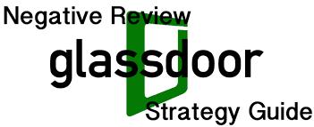 remove negative glassdoor reviews