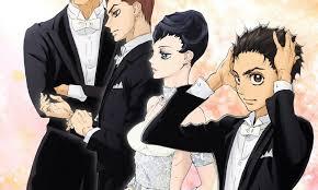 Resultado de imagen para ballroom e youkoso
