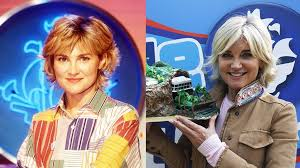 Meant that she was rarely off our screens. Cbbc On Twitter Anthea Turner 1992 1994 Who Could Forget That Tracy Island Model Yes That Is The Original One Antheaturner1
