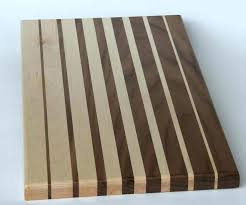 Cutting Board Patterns Mesmerizing Cutting Board Plans Hardwood Cutting Boards A Maple And Walnut