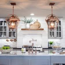copper kitchen lighting. contemporary kitchen with copper pendant lights lighting h