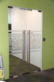 two sided swing door