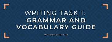 Ielts Writing Task 1 Vocabulary And Grammar The Ultimate Guide