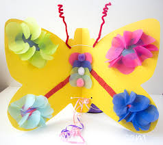 How To Make Paper Butterfly Wings Diy Kids Costume