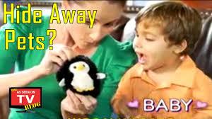 hide away pets as seen on tv mercial hide away pets as seen on tv transforming