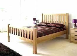 Bed Frame King Wood King Wooden Bed Frames Wooden Bed Frames King ...