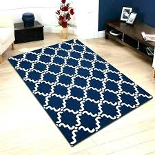 blue rugs target navy rug striped trellis area kitchen