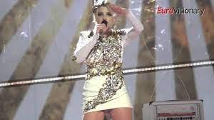 Eurovision 2014: Italy - Emma - La Mia Citta - Second Rehearsal - YouTube