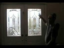 front door windowTips to Install Security Window Film to Doors and Sidelights  YouTube