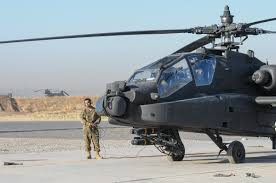 Boeing Apache Helicopter Fix Could Take Until Past 2020 To Complete